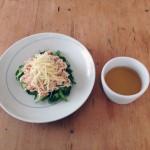 【NHKきょうの料理】栗原はるみ『きゅうりの甘酢サラダ』♥日本一美味しいツナ缶で作る
